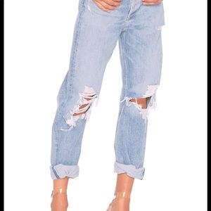 AGolde 90s mid rise jeans